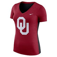 Women's Nike Oklahoma Sooners  Two-Tone Tee