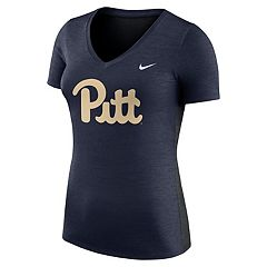 Women's Nike Pitt Panthers Dri-FIT Touch Tee