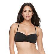 Women's Apt. 9® Strappy Back Bikini Top