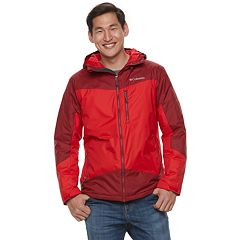 Big & Tall Columbia Wister Slope Colorblock Thermal Coil Insulated Jacket
