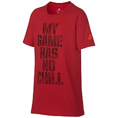 Boys 8-20 Nike No Chill Tee