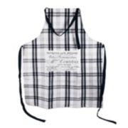 Hotel Plaid 'n Patch Apron