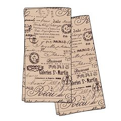 Hotel Paris 1675 Kitchen Towel 2-pk.