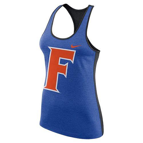 Women's Nike Florida Gators Dri-FIT Touch Tank Top