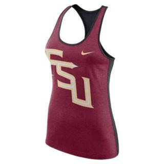 Women's Nike Florida State Seminoles Dri-FIT Touch Tank Top