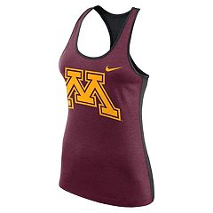 Women's Nike Minnesota Golden Gophers Dri-FIT Touch Tank Top