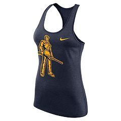 Women's Nike West Virginia Mountaineers Dri-FIT Touch Tank Top
