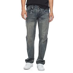 Men's Flypaper Straight-Leg Silver Haze Jeans
