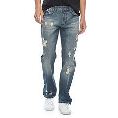 Men's Flypaper Straight-Leg Light Jeans