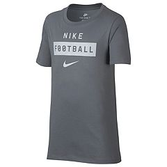 Boys 8-20 Nike Football Wordmark Tee