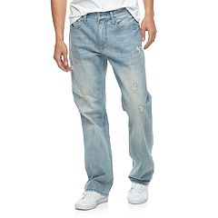Men's Flypaper Bootcut Light Jeans