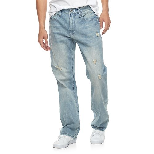 Men's Flypaper Bootcut Light Jeans