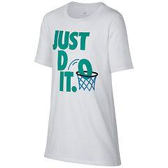 Boys 8-20 Nike Dunk Tee