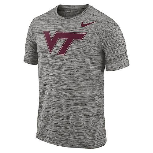 Men's Nike Virginia Tech Hokies Travel Tee