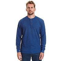 Men's Stanley Classic-Fit Waffle-Weave Thermal Henley