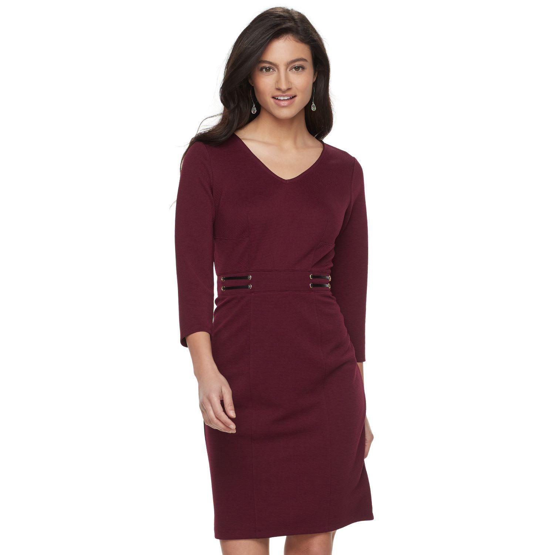 Womenu0027s Jennifer Lopez Textured Dress