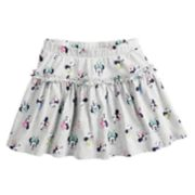 Disney's Minnie Mouse Girls 4-10 Ruffle Skort by Jumping Beans®