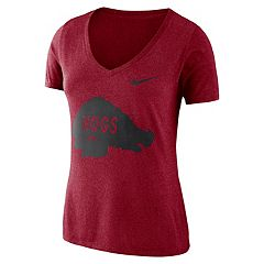 Women's Nike Arkansas Razorbacks Vault Tee