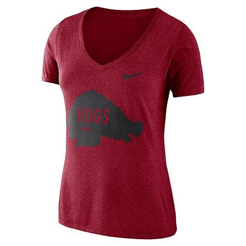 Women's Nike Arkansas Razorbacks Vault Tee