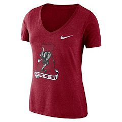 Women's Nike Alabama Crimson Tide Vault Tee