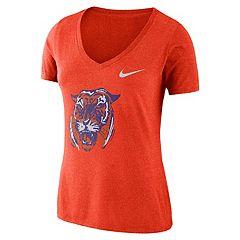 Women's Nike Clemson Tigers Vault Tee