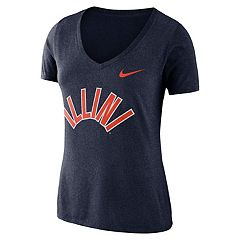 Women's Nike Illinois Fighting Illini Vault Tee
