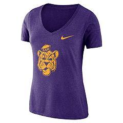 Women's Nike LSU Tigers Vault Tee