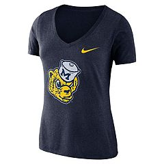 Women's Nike Michigan Wolverines Vault Tee