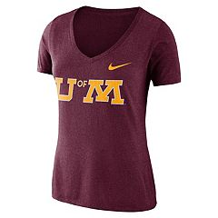 Women's Nike Minnesota Golden Gophers Vault Tee