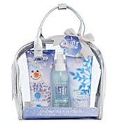 Simple Pleasures Snowman Shower Gel, Body & Hair Mist & Body Lotion Set
