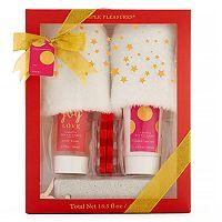 Simple Pleasures Foot Care & Sipper Gift Set