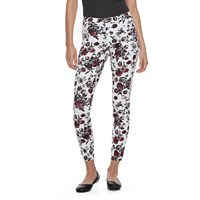 Utopia by HUE Painted Rose Jean Leggings