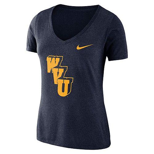 Women's Nike West Virginia Mountaineers Vault Tee