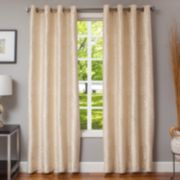 Softline 1-Panel Morena Paisley Window Curtain