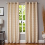 Softline 1-Panel Morena Quatro Window Curtain