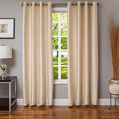 Softline 1-Panel Morena Stripe Window Curtain