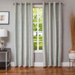 Softline 1-Panel Morena Stripe Window Curtain