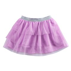 Baby Girl Jumping Beans® Tiered Tutu Skort