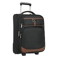 Chaps Saddle Haven Expandable Wheeled Luggage