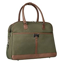 Chaps Saddle Haven 19-in. Boarding Bag Luggage