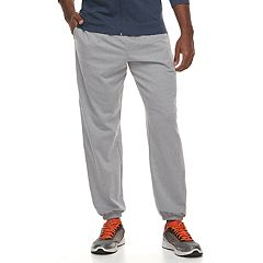 Men's Tek Gear Lightweight Jersey Cinched Pants