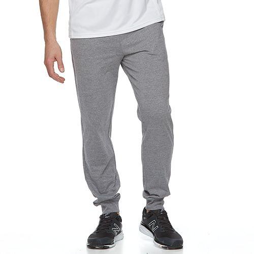 Men's Tek Gear Ultra Soft Jersey Jogger Pants