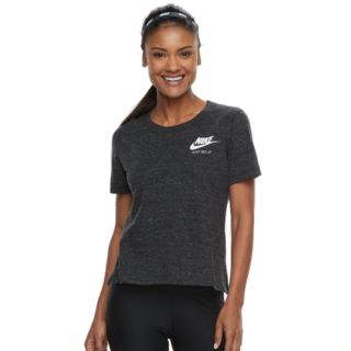 Women's Nike Gym Vintage Short Sleeve Top