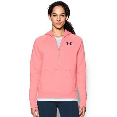 Women's Under Armour Favorite Fleece 1/2 Zip Hoodie
