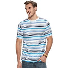 Big & Tall Urban Pipeline® Regular-Fit Striped Crewneck Tee