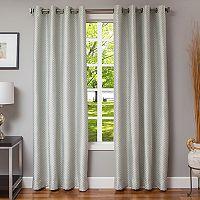 Softline Morena Chevron Window Curtain