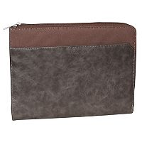 DOPP Ashton Portfolio Clutch with Battery