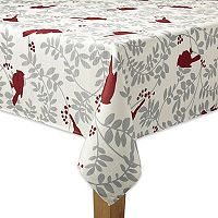 The Big One® Cardinal Print Tablecloth