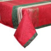 St. Nicholas Square® Holiday Crossing Tablecloth