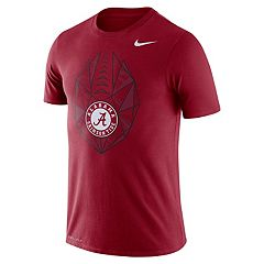 Men's Nike Alabama Crimson Tide Football Icon Tee